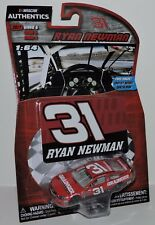 2017 RYAN NEWMAN #31 GRAINGER NASCAR AUTHENTICS 1:64 W/TEAM MAGNET
