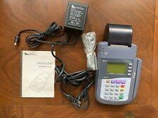 Verifone Omni 3200 Credit Card Terminal Machine With Power Supply