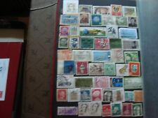 ALLEMAGNE - 51 timbres obliteres (tout etat) stamp germany