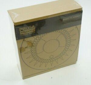 Prusament PLA - 1.75 mm - Silver (Prusa Research by Josef Prusa)