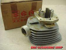 NOS SUZUKI 80cc K10P K11P K15P  Cylinder Aluminium P/N 11210-03102 GENUINE JAPAN