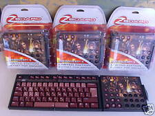 Everquest 2 Limited Edition Keyset For Zboard gaming keyboard - New
