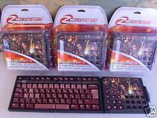 Everquest 2 Edición limitada conjunto de claves para ZBOARD Gaming Keyboard-Nuevo