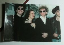 THE CURE ROBERT SMITH SUNGLASSES. COLOR PHOTO GROUP BAND RARE  MUSIC STICKER