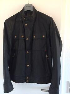 BELSTAFF Racemaster Jacket Jacke Größe 52 NEU MIT ETIKETT