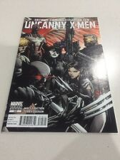 X-23 Variant Comic Uncanny X-men 525 Very High Grade David Finch