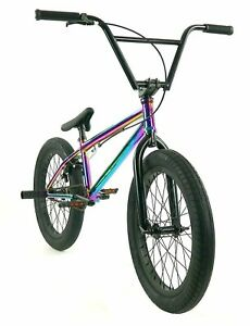 "Elite BMX 20"" Bike Destro Freestyle Oil Slick Neo"