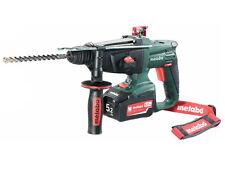 Metabo 600210650 18v 3 Function KHA 18v SDS Plus Hammer Drill 2 x 5.2ah