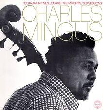 CHARLIE MINGUS  Nostalgia In Times Square 1979 (Vinile e Cover=M) 2 LP GATEFOLD