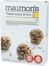 Maimon's Chocolate Flavored Balls Mix Powder Kosher Israeli Product 500g