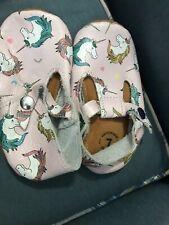 Mon Petit Unicorn T-straps NWOT