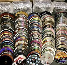 100 + DVD CD VIDEO GAME Lot BULK Wholesale! 100 Lot! Great Buy! BUY 6 Get 4 FREE