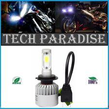 Kit HID LED COB CanBus Erreur H7 30W 6000K Xenon 12V DC 1900 lumens ventilé moto