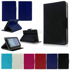 """Universal PU Leather Case Cover For 7"""" I 7.0 inch 2017 Release Tablet PEN GIFT"""
