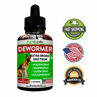 8 in 1 Dewormer for Dogs & Cats, Kills & Prevent Tapeworms, Roundworms And More