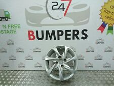 "PEUGEOT 208 7 SPOKE 17"" INCH SINGLE GENUINE ALLOY WHEEL"