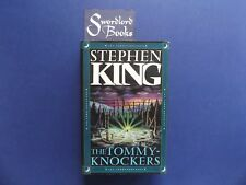 | @Oz |  THE TOMMY-KNOCKERS By Stephen King (1988), Large Hardcover