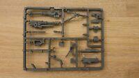 Astra militarum Heavy Weapon Squad - Weapons Sprue - Warhammer 40k