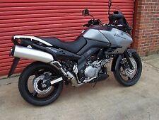 R&G RACING Crash Protectors, Suzuki DL1000 V-Strom 2006-2013 *BLACK*