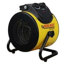 Electric Space Heater Garage Forced Air Fan 1500W Portable Utility Home Shop