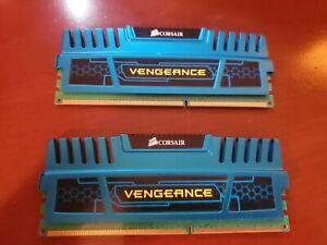 Corsair 8 GB DIMM 1600 MHz PC3-12800 DDR3 SDRAM Memory CMZ8GX3M2A21600C11B