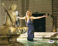 KRISTEN BELL AUTOGRAPHED SIGNED 8x10 PHOTO  PSA/DNA AC13302