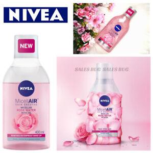 Nivea Micellair Rose Water 400ml Face Cleansing