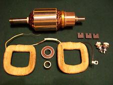 Massey Ferguson TO-30 Delco Generator 1100529 Field Coil Armature Rebuild Kit