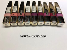9 Pieces of LOREAL Colour Caresse Wet Shine Lip Stain *SEE DESCRIPTION FOR INFO*