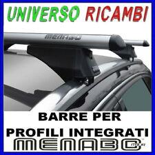 Barre Portatutto Menabo TIGER SILVER 120  SUZUKI Vitara DAL 2015>