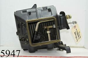 1997 97 Isuzu Trooper Evaporator Core Housing Box AC Dash Air Conditioning OEM