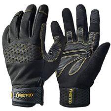 Freetoo Safety Work Gloves Men Amp Women Mechanic Working Gloves Double Breatha