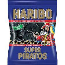 haribo super piratos lakritze 360g-made in denmark