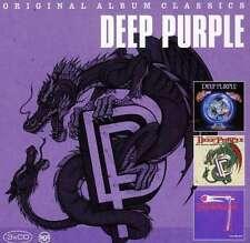 Original Album Classics [3 CD] - Deep Purple LEGACY RECORDINGS