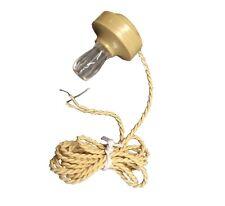 Crystal Ear Phone High Impedance Piezoelectric Ceramic Earpiece Transistor Radio