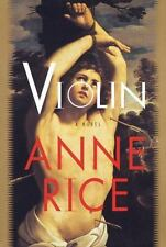 Violin by Anne Rice (1997, Hardcover) #218
