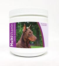 Healthy Breeds Doberman Pinscher Multi-Vitamin  60 Ct Soft Chews