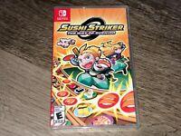 Sushi Striker The Way of Sushido Nintendo Switch Brand New Factory Sealed