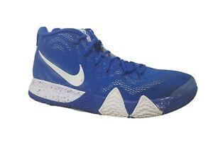 Nike Kyrie 4 TB Men Kyrie Blue/White Basketball Sneakers Size 12