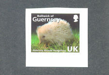 Guernsey-Blonde Hedgehog mnh single-Mammals
