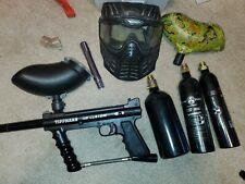 Tippmann 98 Custom Paint Ball Gun Lot
