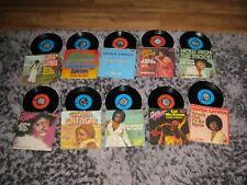 Gloria Gayner-Singlesammlung 10Stück von Vinyl-gut plus bis sehr gut