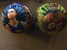 NBA Lebron James Cleveland Cavaliers Blow Up Basketball Toy Brand New