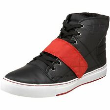 PF Flyers~Astor Hi-Top~Size 12~Black/White/Red~Sold Out~Rare~Sandlot