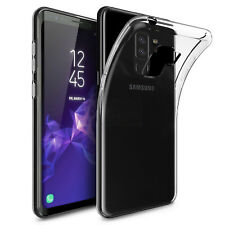 Newtop Cover in Polieuritano trasparente per Samsung Galaxy S9