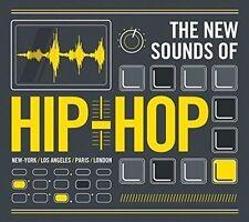 CD de musique hip-hop compilation