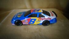 1/24 DIE CAST  R/C BANK B/W  1995  NASCAR CAR  # 8 RAYBESTOS FORD  JEFF BURTON