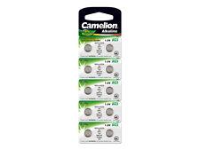 10 Stk Knopfzellen Uhrenbatterien Knopf Zellen Camelion AG3 1.5V LR736 L736 LR4