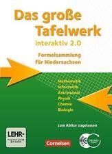 Das große Tafelwerk interaktiv 2.0 - Niedersachsen: Das Große Tafelwerk  ... /4