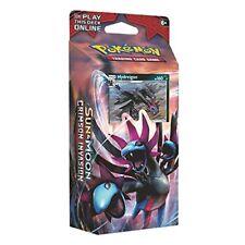 Pokemon TCG Card Game Sun and Moon Crimson Invasion Theme Deck - Hydreigon